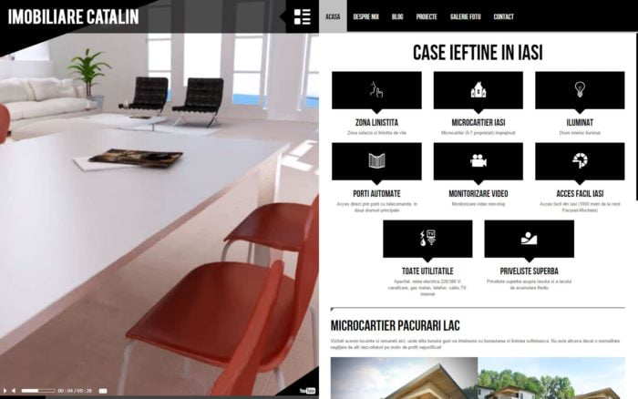 Site vtirina - Imobiliare Catalin