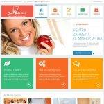 Site de prezentare cabinet stomatologic