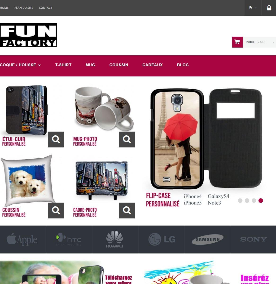 Magazin online produse personalizate