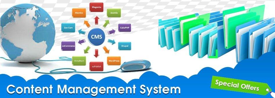 Cum alegem platforma CMS pentru un site de prezentare