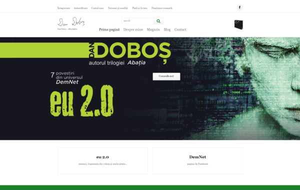 Dan Doboș – sălaș digital