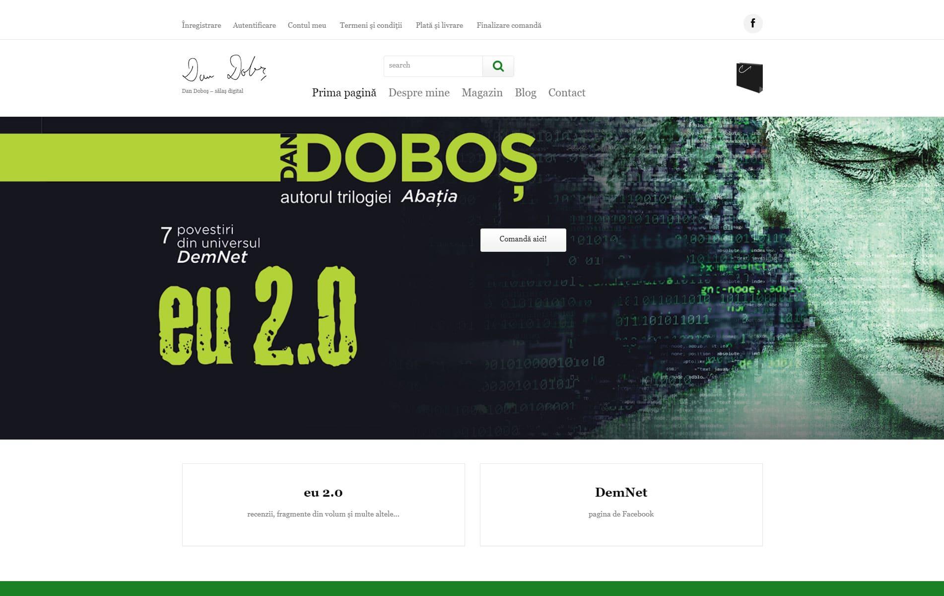 Dan Doboș – sălaș digital 21