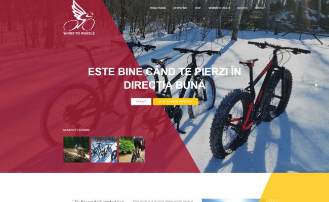 Club de biciclisti din Iasi