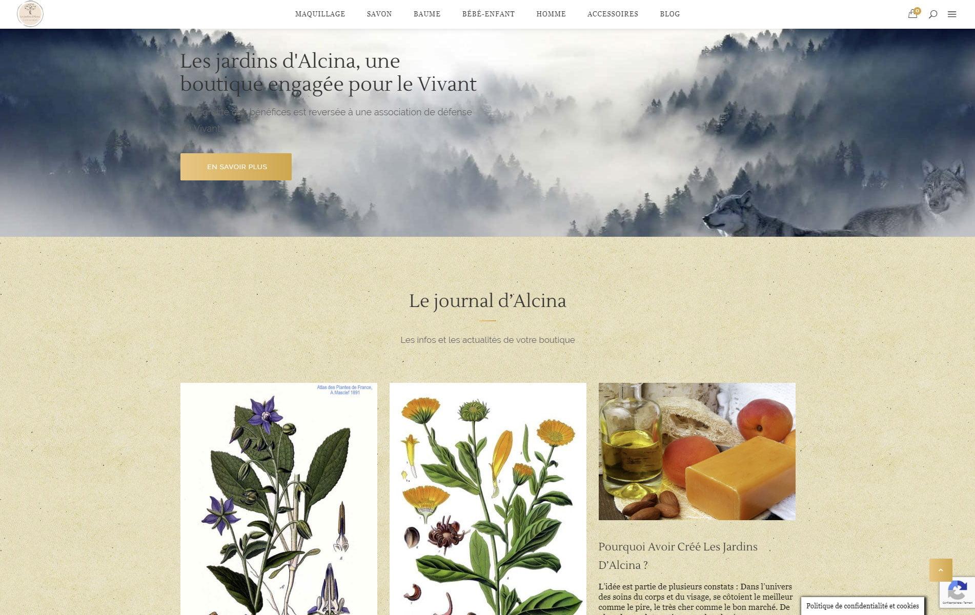 Les Jardins d'Alcina