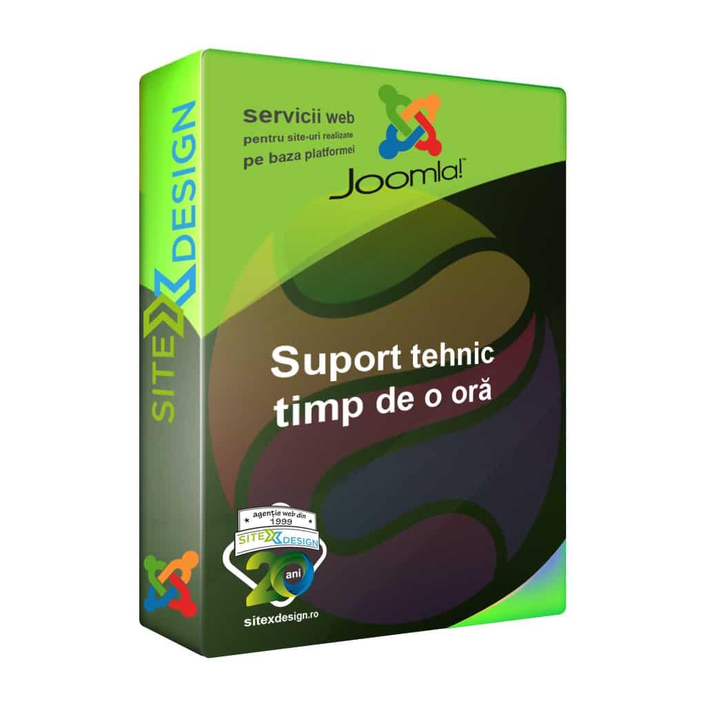 Suport tehnic Joomla