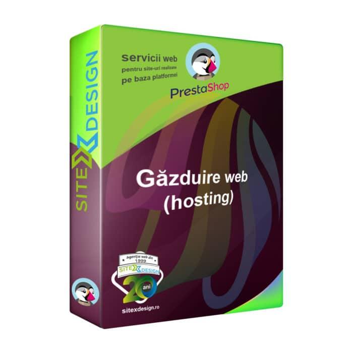 Găzduire web (hosting) Prestashop