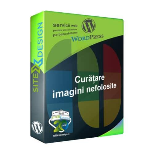Curățare imagini nefolosite în Wordpress