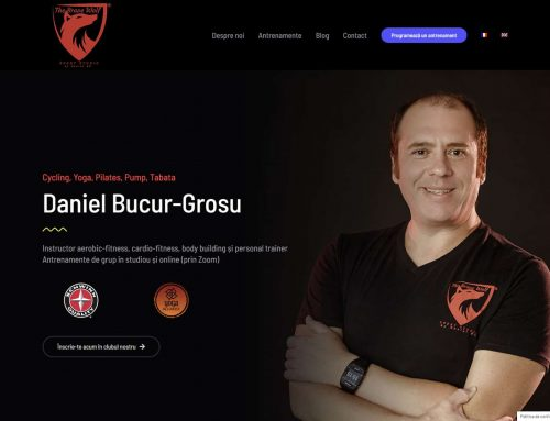 The Brave Wolf – Sport Studio by Daniel BG